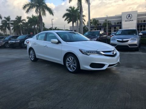 Certified Used Acura ILX Sedan