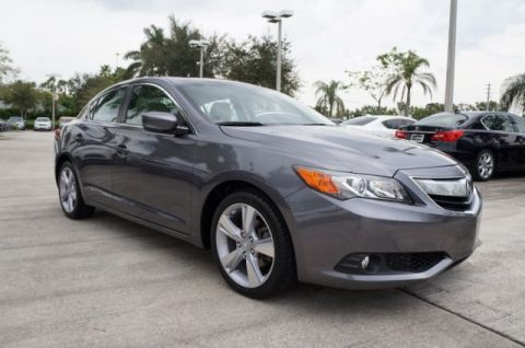 Certified Used Acura ILX Tech Pkg