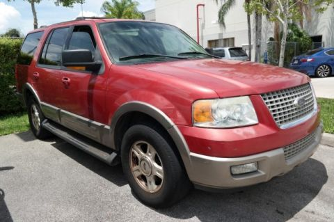 Used Ford Expedition Eddie Bauer