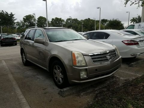 Used Cadillac SRX Base