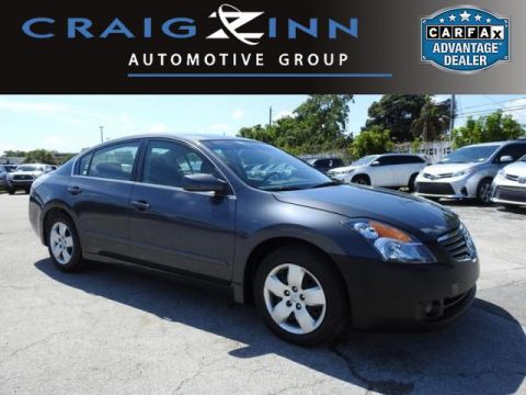 Pre-Owned 2008 Nissan Altima
