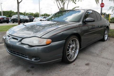 Used Chevrolet Monte Carlo LS