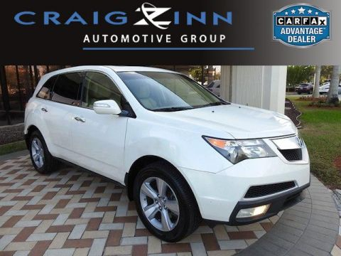 Pre-Owned 2011 Acura MDX 3.7L Technology Package