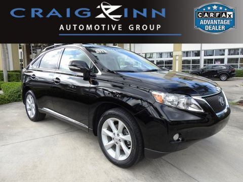 Certified Pre-Owned 2012 Lexus RX 350