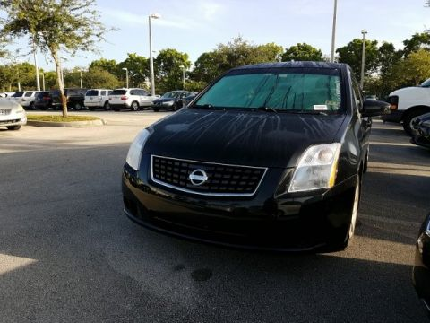 Pre-Owned 2009 Nissan Sentra 2.0 FE+