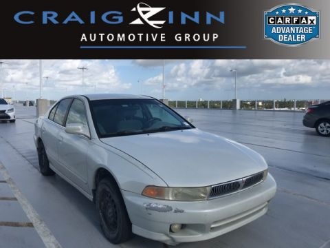Pre-Owned 2001 Mitsubishi Galant