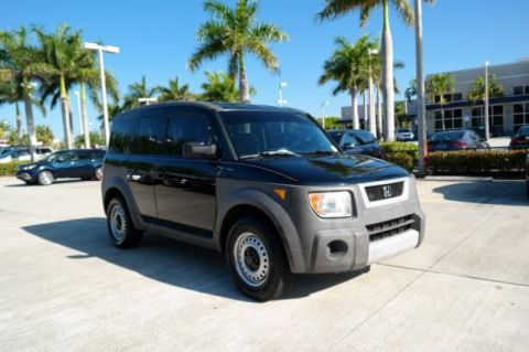 Used Honda Element LX