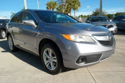 Certified Pre-Owned 2013 Acura RDX Base