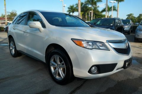Certified Pre-Owned 2013 Acura RDX Tech Pkg