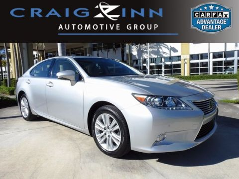 Certified Used Lexus ES 350