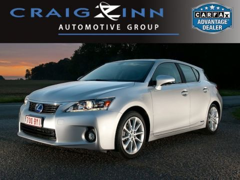 Certified Pre-Owned 2013 Lexus CT 200h