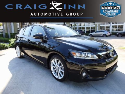 Certified Used Lexus CT 200h