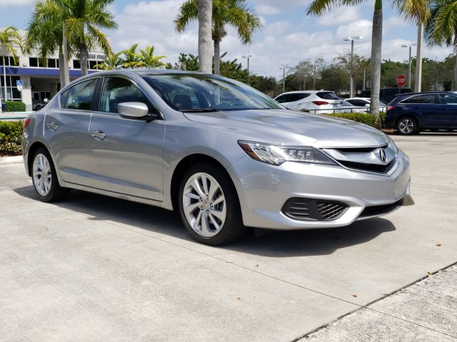 Certified Pre-Owned 2017 Acura ILX Technology Plus