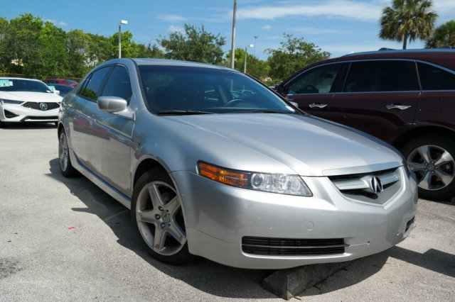Pre-Owned 2006 Acura TL Base