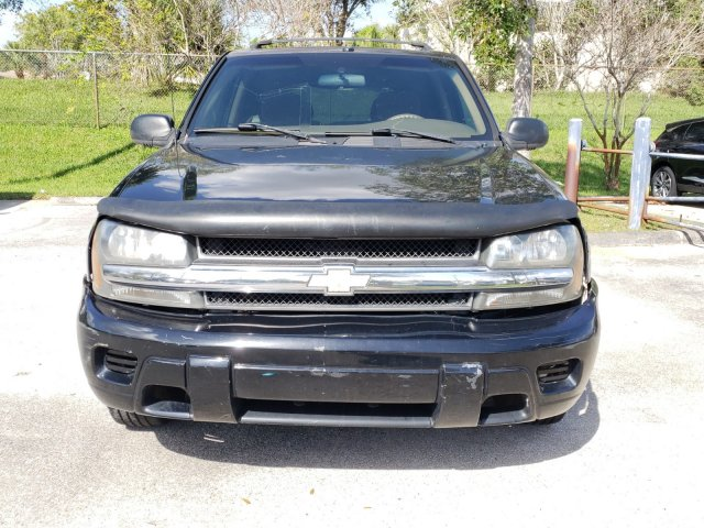 Pre-Owned 2003 Chevrolet TrailBlazer LS