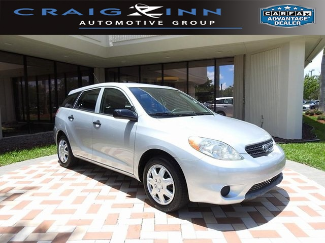 Pre-Owned 2006 Toyota Matrix