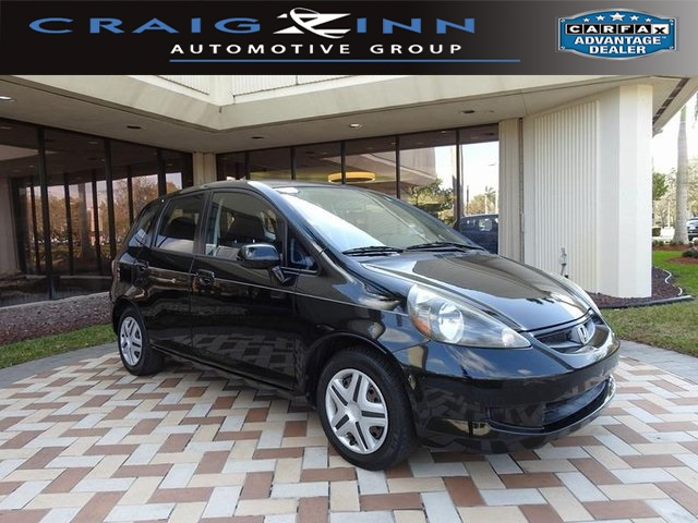 Pre-Owned 2008 Honda Fit