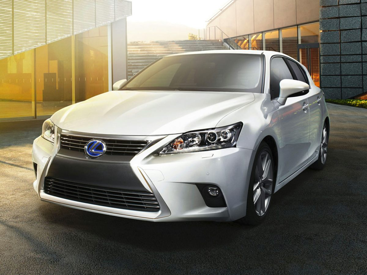 Certified Pre-Owned 2014 Lexus CT 200h