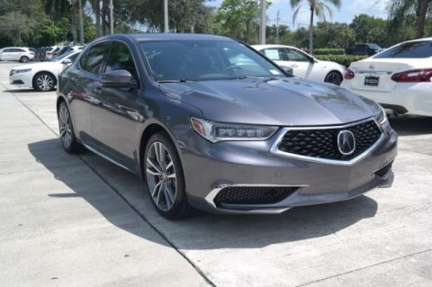 Certified Pre-Owned 2019 Acura TLX V6 w/Technology Pkg