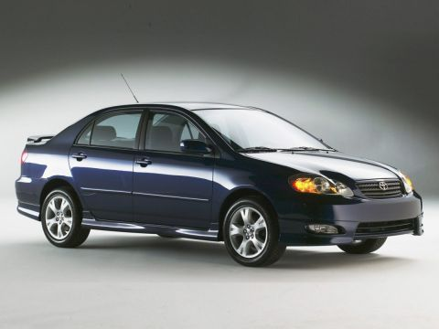 Pre-Owned 2005 Toyota Corolla