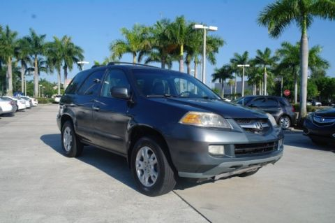 Pre-Owned 2006 Acura MDX Touring w/Navi