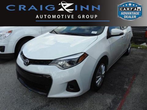 Pre-Owned 2015 Toyota Corolla