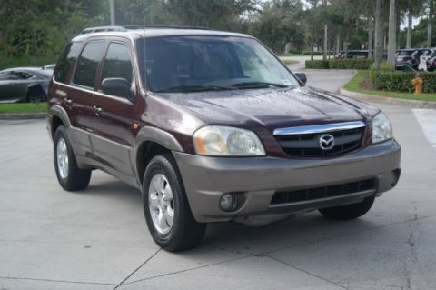 Pre-Owned 2002 Mazda Tribute LX
