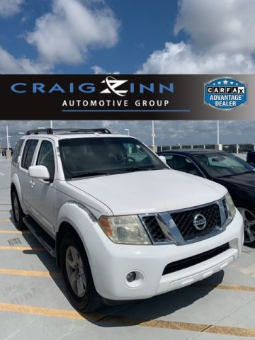 Pre-Owned 2008 Nissan Pathfinder