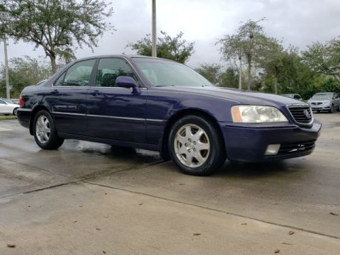 Pre-Owned 2002 Acura RL 3.5