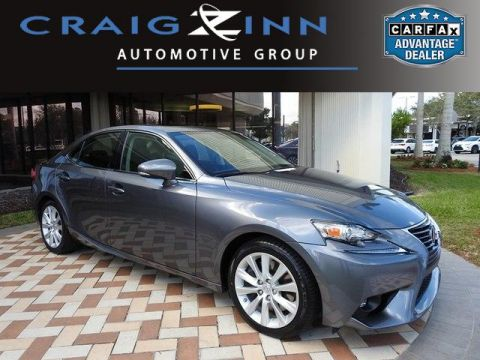 Certified Pre-Owned 2016 Lexus IS 200t 4DR SDN IS TURBO