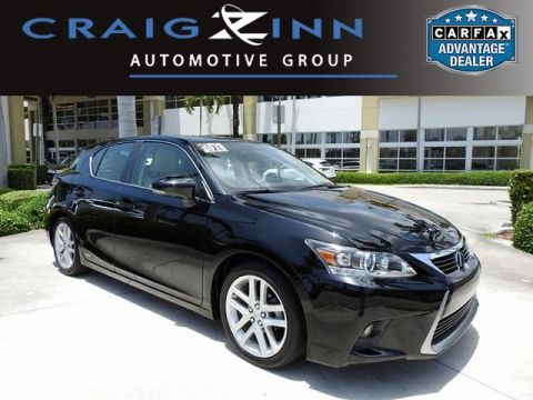 Certified Pre-Owned 2015 Lexus CT 200h